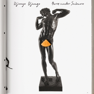 Django_Django_Born_Under_Saturn_Album_Cover