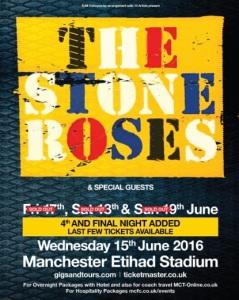 Stone Roses live